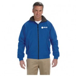 THREE SEASON JACKET WITH MELLING LOGO EMBROIDERED