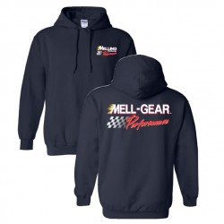 MELL-GEAR PERFORMANCE HOODED SWEATSHIRT